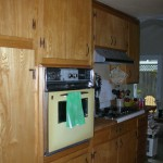 Redwood Canyon Kitchen Before Remodel