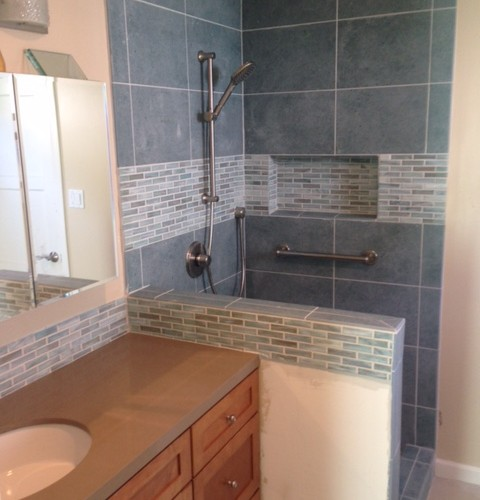 Burlingame Bathroom Remodel